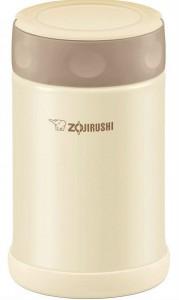 Пищевой термоконтейнер ZOJIRUSHI SW-FCE75CC 0.75 л цвет  белый  (16780457)