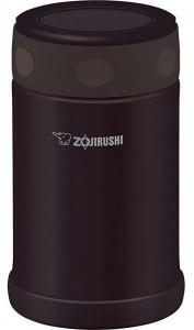 Пищевой термоконтейнер ZOJIRUSHI SW-FCE75TD 0,75 л цвет черный (16780458)