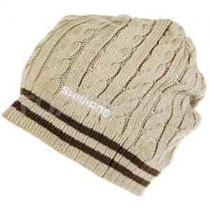 Шапка Shimano Breath Hyper+Fleece Knit Watch Cap цвет бежевый (22667047) a9446948eedc