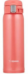 Термокружка Zojirushi SM-SD48PV  0.48 л цвет розовый (16780444)