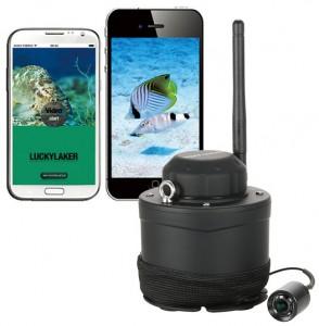 Беспроводная подводная видеокамера Lucky (FF3309)