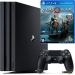 Приставка PlayStation 4 Pro 1Tb Bundle + игра God of War New (PS4)