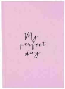 Ежедневник LifeFLUX Diary 'My perfect day' лавандовый (LFDRRPLA004)