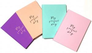 фото Ежедневник LifeFLUX Diary 'My perfect day' лавандовый (LFDRRPLA004) #6