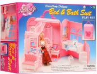Мебель для кукол 'Спальня' (9988)