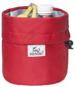 Термосумка/косметичка Smart Bag красная (md1802)