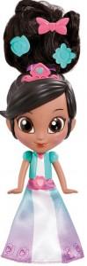фото Набор Bambi 'Нелла - отважная принцесса. Нелла принцесса - создай модную прическу' (vv11282-1) #2