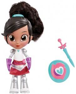фигурка Набор Bambi 'Нелла - отважная принцесса. Нелла рыцарь - создай модную прическу' (vv11282-2)