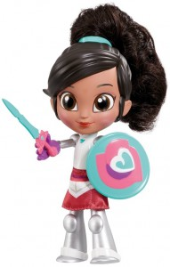 фото Набор Bambi 'Нелла - отважная принцесса. Нелла рыцарь - создай модную прическу' (vv11282-2) #2