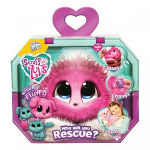 Игрушка  Scruff A Luvs Няшка-Потеряшка Розовый (635SLP01)