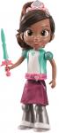 фигурка Кукла трансформер Bambi 'Нелла - отважная принцесса. Нелла  - волшебное превращение в рыцаря' (VV11295)