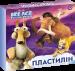 Пластилін 'Ice Age' 12 кольорів (Ц701012У)