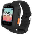 Детские смарт-часы Elari KidPhone 3G Black с GPS-трекером и видеозвонками (KP-3GB)