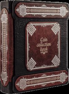 Книга Альбом для монет