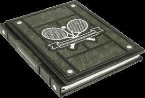 фото страниц Большая энциклопедия тенниса #2