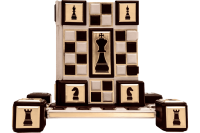 Книга Шахматы (на подставке)