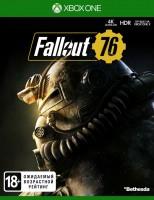 игра Fallout 76 Xbox One - Русская версия