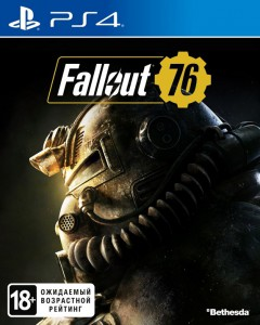игра Fallout 76 PS4 - Русская версия