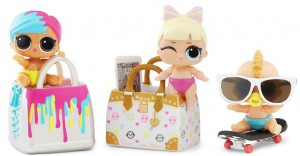 фото Игровой набор с куклой L.O.L. S4 'Секретные Месседжи - Сестричка'  (552147) #5