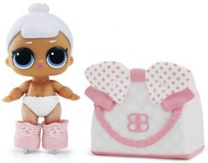 фото Игровой набор с куклой L.O.L. S4 'Секретные Месседжи - Сестричка'  (552147) #3