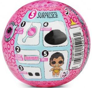 фото Игровой набор с куклой L.O.L. S4 'Секретные Месседжи - Сестричка'  (552147) #2