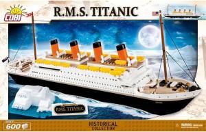 Конструктор COBI 'Титаник' 600 деталей (COBI-1914A)