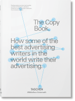Книга D&AD. The Copy Book