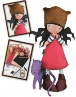 Набор для творчества Educa 'Кукла Фофуча Purrrfect love Gorjuss' (EDU-17264)