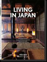 Книга Living in Japan