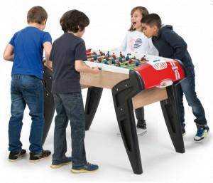фото Полупрофессиональный футбольный стол Smoby N°1 Evolution (620302) #2