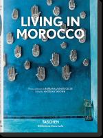 Книга Living in Morocco