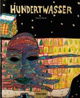 Книга Hundertwasser