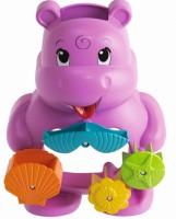 Набор для ванны Simba Toys 'Бегемотик с черепашкой' (4010111)