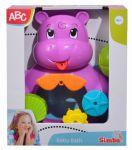 фото Набор для ванны Simba Toys 'Бегемотик с черепашкой' (4010111) #6