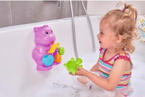 фото Набор для ванны Simba Toys 'Бегемотик с черепашкой' (4010111) #2