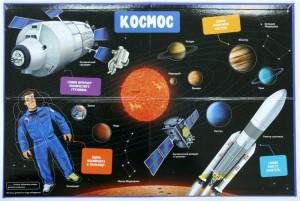 фото страниц Космос. Детская энциклопедия (в коробке) #6