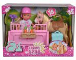 Кукольный набор Simba Toys Эви 'Холидей.Конюшня' (5733274)