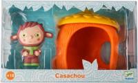 Набор игровой Djeco 'Casachou ' (DJ09131)