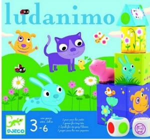 Настольная игра Djeco 'Луданимо' (DJ08420)