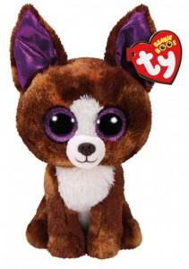 Мягкая игрушка TY Beanie Boo's 'Чихуахуа Dexter 25см (37259)