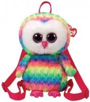 Рюкзак TY Gear 'Разноцветная сова Owen' (95003)