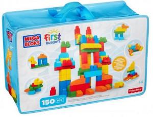 Конструктор Mega Bloks 'Делюкс' (150 дет.) (CNM43)