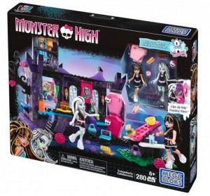 Конструктор Mega Bloks Monster High 'Школьный страхотерий' (DKT93)
