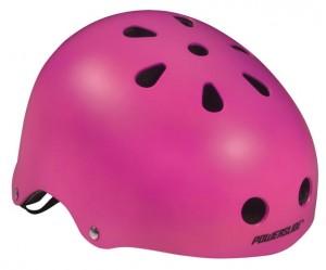 Шлем Powerslide ALLROUND pink L/XL 58-62 (903215)