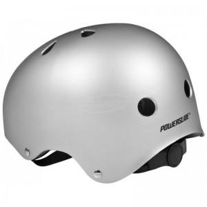 Шлем Powerslide ALLROUND silver L/XL 58-62 (903220)