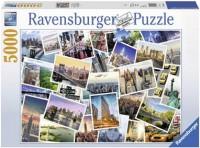Пазл Ravensburger Нью-Йорк никогда не спит, 5000 элементов (RSV-174331)