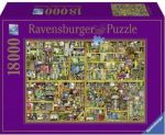 Пазл Ravensburger Причудливый книжный магазин,  18000 элементов (RSV-178254)