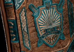 фото страниц Подарунковий фотоальбом 'Прокуратура України' #4
