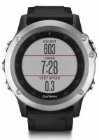 Спортивные часы Garmin fenix 3 HR silver (010-01338-77)