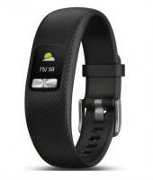 Фитнес-браслет Garmin Vivofit 4 Black Small/Medium (010-01847-10)